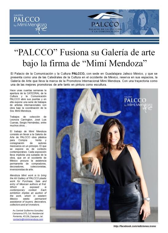 04 25 2016 PALCCO Mimí Mendoza